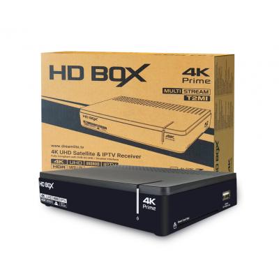 Hd Box 4K Prime