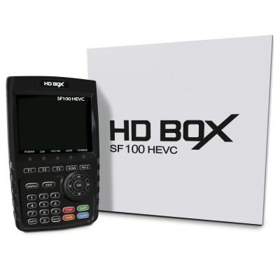 Hd box sf 100 hevc