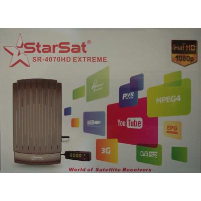Starsat Sr-4070 HD Extreme